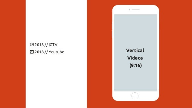 Vertical Videos (9:16) 2018 // IGTV 2018 // Youtube