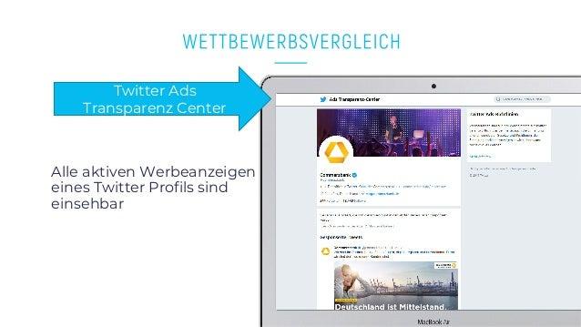 www.companyname.com © 2016 Startup theme. All Rights Reserved. Alle aktiven Werbeanzeigen eines Twitter Profils sind einse...