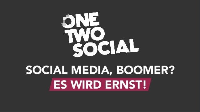HELGE RUFF CEO VON ONETWOSOCIAL • 38 Jahre • Studium BWL und Physik in Mannheim • CEO von OneTwoSocial • Eine der führende...