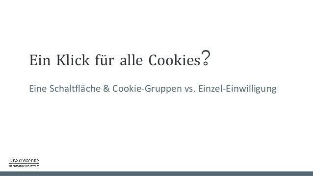 Weitere Informationen § https://datenschutz-generator.de/bgh-cookies-opt-in- faq-checkliste/ § https://fragdenstaat.de/anf...