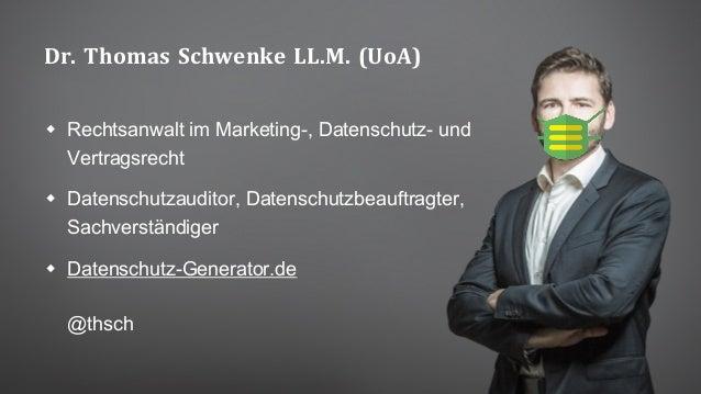 w Rechtsanwalt im Marketing-, Datenschutz- und Vertragsrecht w Datenschutzauditor, Datenschutzbeauftragter, Sachverständig...