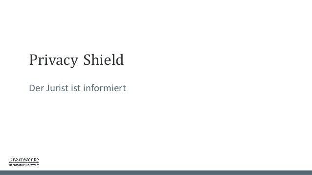 PRIVACY SHIELD II