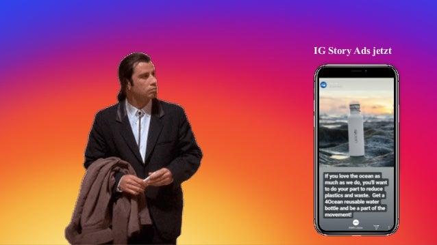 IG Story Ads zeitsparend erstellen: Mehr Umsatz & Follower durch Stories  Slide 3