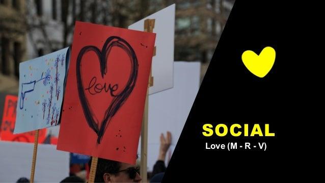 Love Social - Social love. Eine Liebeserklärung an Social Media, die Diversität und das Leben. #AFBMC Slide 2
