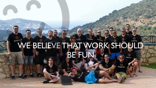 So baust du das perfekte Social Media Team #AFBMC Slide 3
