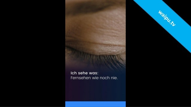Produkt ungewöhnlich inszeniert Fokus klar auf Produkt und Text GIF unnötig und ablenkend Zuviele Elemente können Effekt k...