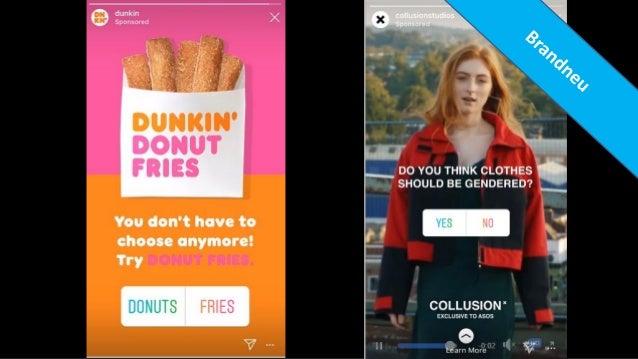 Erkenntnisse aus 3 Story Ad Kampagnen