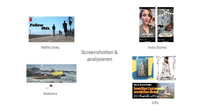 Visual Storytelling – Was schauen, sehen und liken wir in den nächsten Jahren? #AFBMC