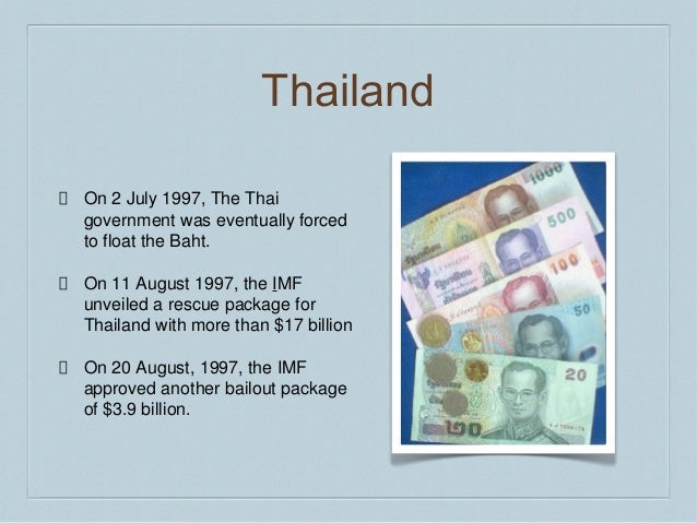 malaysia financial crisis The collapse of the thai baht in july 1997 was followed by an unprecedented financial crisis in east asia, from which these economies are still struggling to recover.