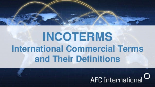 cisg and incoterms 무역거래 당사자간 계약물품의 위험이전에 있어 cisg와 incoterms® 2010의 비교연구,국제무역거래에서 당사자의 책임이 없는.