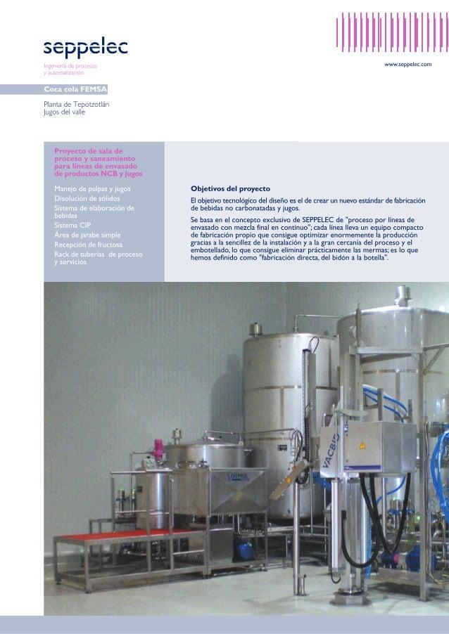 7:» alps. -:lBi¢k1R_R'v~' tr.   Manejo de pulpas y jugos Disolucién de sélidos  Sistema de elaboracién de bebidas  Sistema...