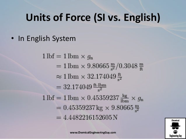 relationship between english and metric units