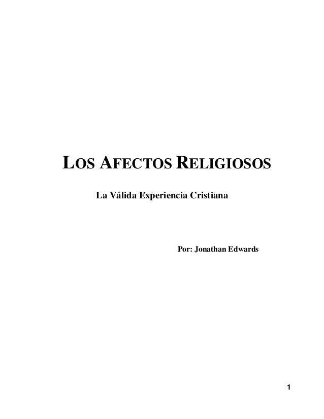 LOS AFECTOS RELIGIOSOS PDF DOWNLOAD