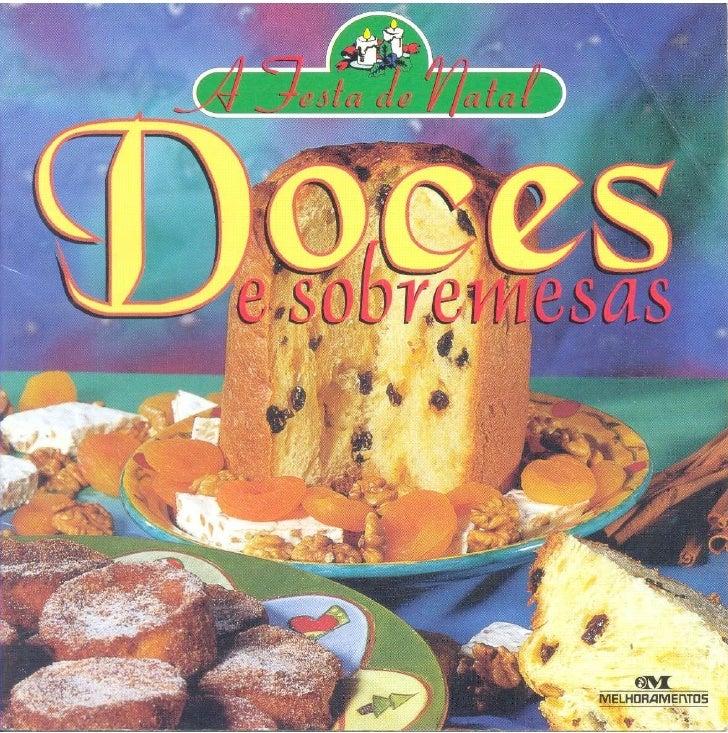 A festa de_natal_doces_e_sobremesas