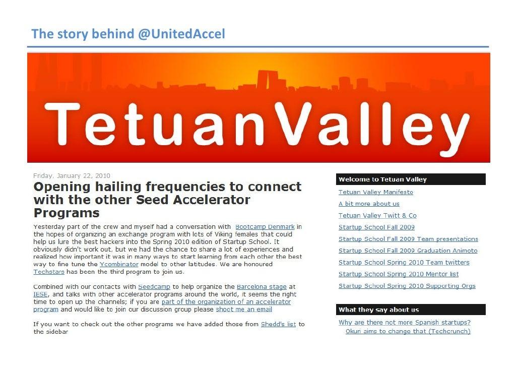 A few tales from Tetuan Valley Slide 3