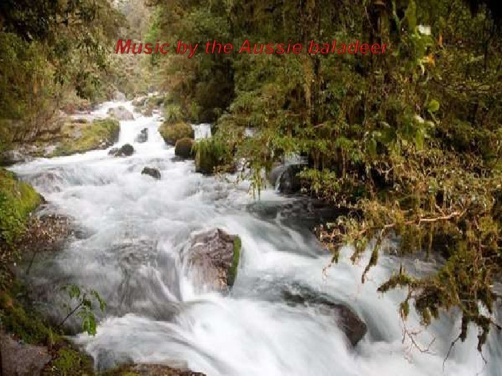 A Few Waterfalls and Scenic Photos Slide 2