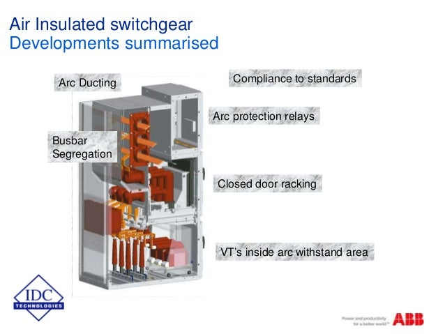 2015 Arc Flash Conference Mv Switchgear Standards