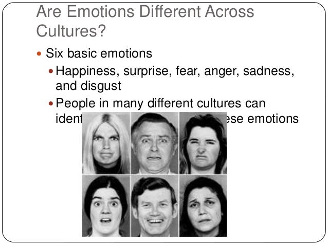 methods to uncover basic emotions For many people, emotions are a scary thing part of the problem is that we just don't know what to do with them, according to darlene mininni, phd, mph, author of the emotional toolkit.