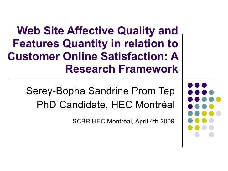 affective quality features u0026features quantityon online