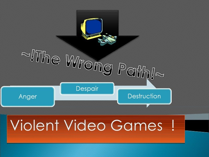 effects of violent video games Violent video games have long been used to desensitize soldiers before going into combat when someone sees something over and over again they an anonymous writer on the gocollegecom blog called thomas wrote an article supporting the use of violent video games in this article daphne.