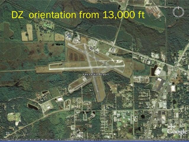 DZ orientation from 13,000 ft 05/28/15 15:3021