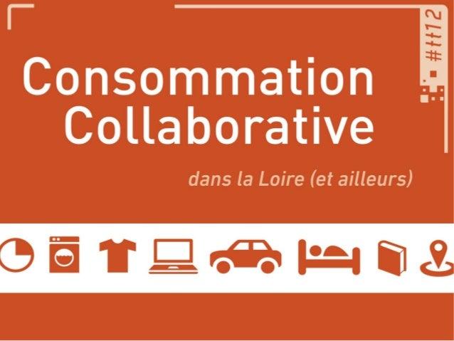 Quinzaine de la Consommation Collaborative & de l'économie du Partage « Notre monde a changé, et notre ville aussi. Si le ...