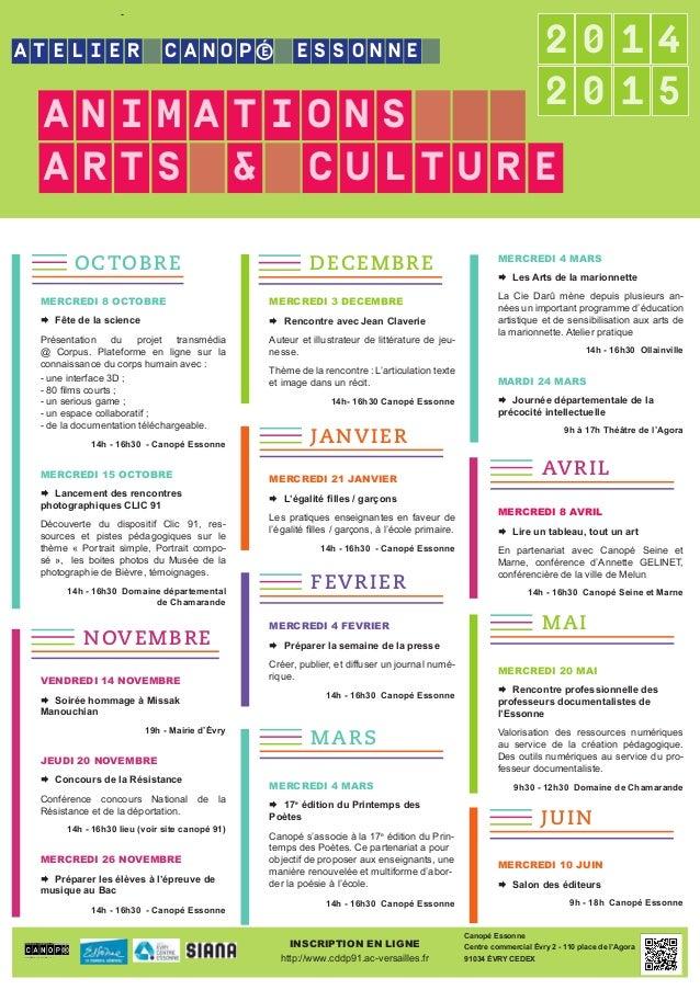 0 1  1 5  MERCREDI 4 MARS   Les Arts de la marionnette  La Cie Darû mène depuis plusieurs an-nées  un important programme...