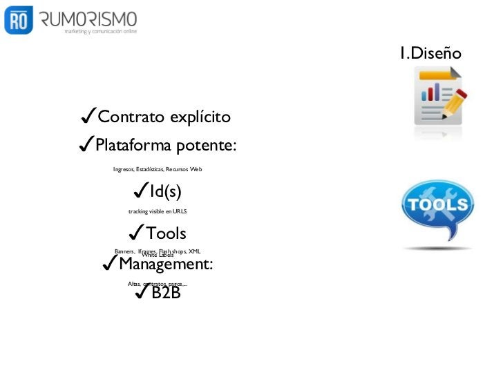 """II.Prospects   ✓Domainers  ✓Seo Websites  ✓""""Cuponeros""""✓Big Players (cross-      selling) ✓Niche Websites"""