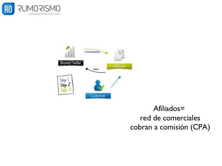 FORTALEZAS     Resultados  Pay per sale/leadInternacionalización Control marca (*)     Visibilidad