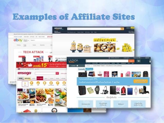 Affiliate marketing (English)