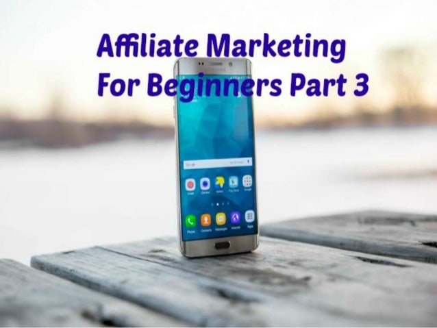 Affiliate Marketing How to Best Get Started 2 Completely Different Strategies