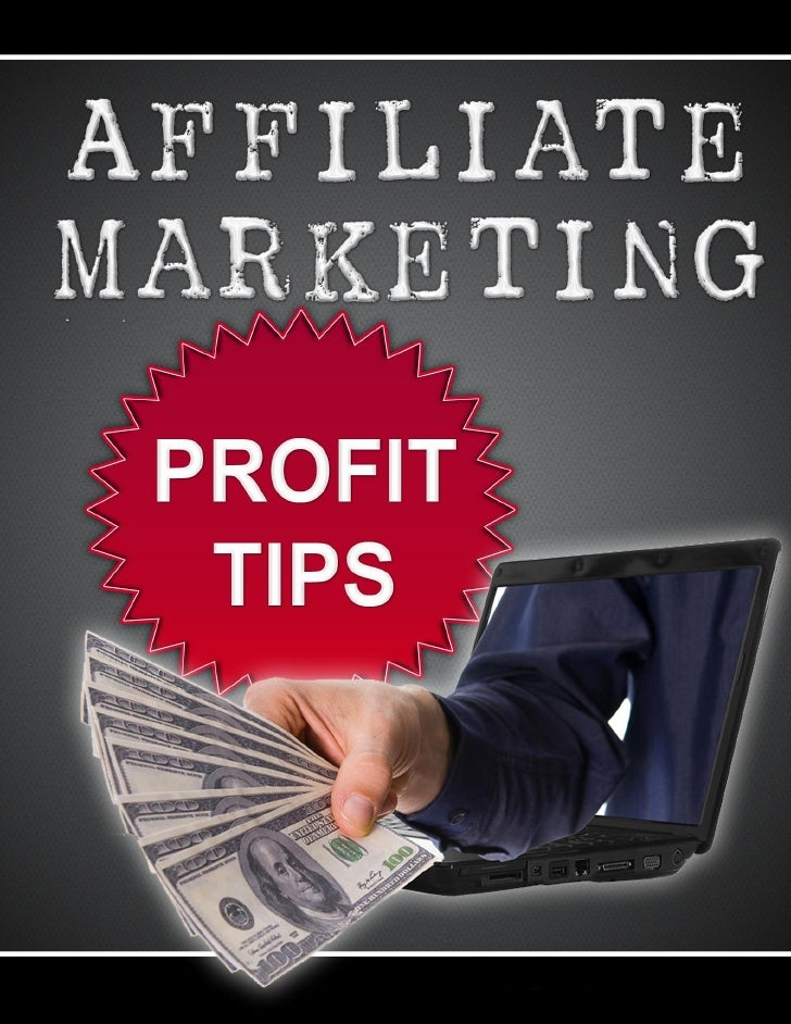 """Affiliate Marketing Profit Tips     After You Read This Guide… You""""ll learn 10 quick and powerful website optimization tec..."""