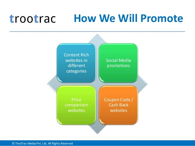 affiliate marketing proposal