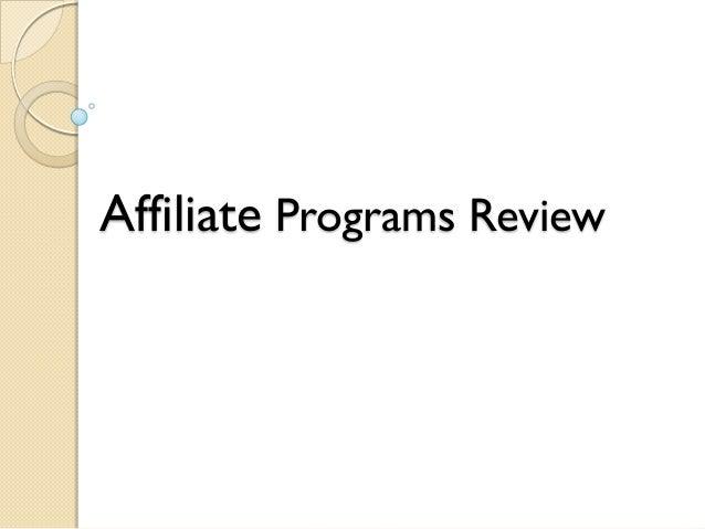 Affiliate Programs Review