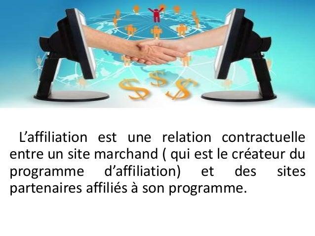 Affiliation maroc Slide 2