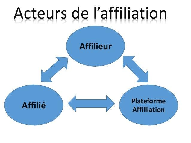 Affiliation maroc Slide 3