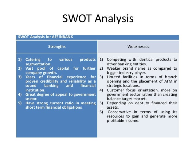 swot analysis for keystone bank Free essays on swot analysis of the keystone national bank for students use our papers to help you with yours 1 - 30.