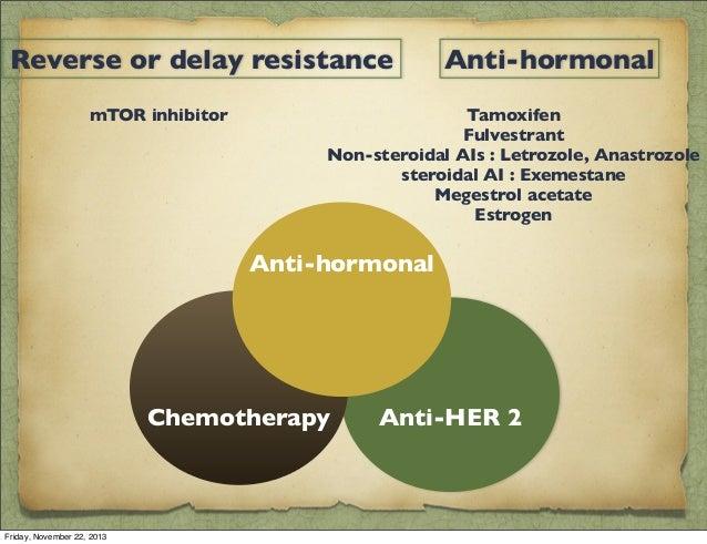 anastrozole vs tamoxifen steroids