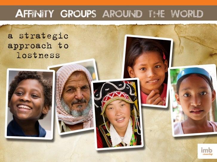 Affinity maps ppt 2011 PDF