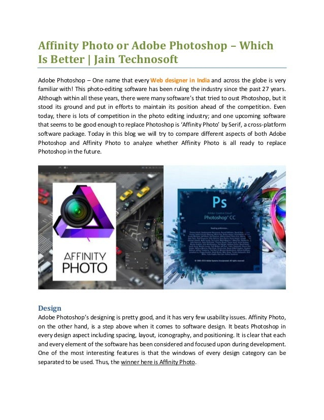 Photoshop vs. InDesign: Which Is Best for Print Design?
