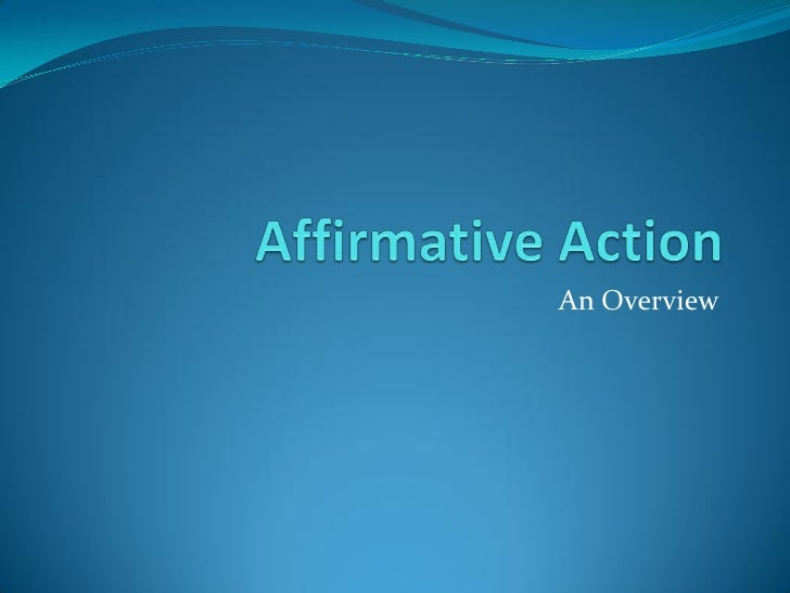 affirmative on resolved the actions of Equal employment opportunity/affirmative action policy or to coordinate with others as necessary to take action, to investigate and resolve the situation based on the facts presented.
