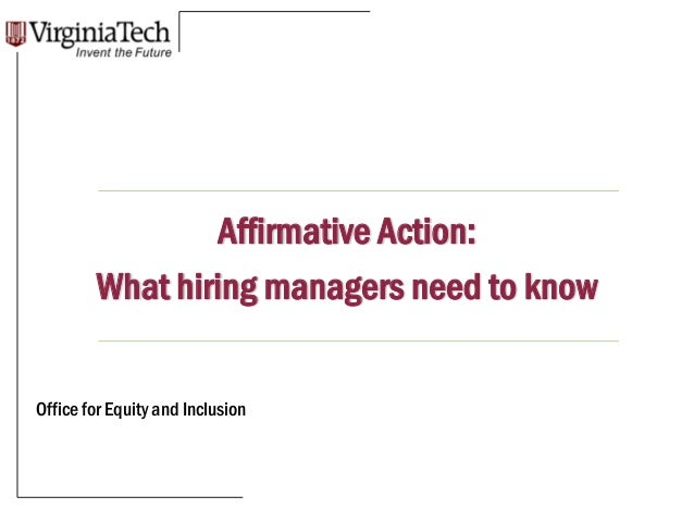 we do not need affirmative action essay Pro affirmative action essay  the student did not get accepted in will affirmative action policies eliminate negative stereotypes by stephen coate and glenn c.