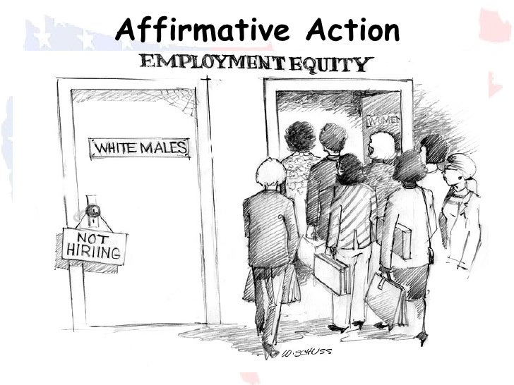 an argument against the affirmative action because it discriminates What arguments can be made for the point of view that affirmative action should be because racial discrimination arguments used against affirmative action.