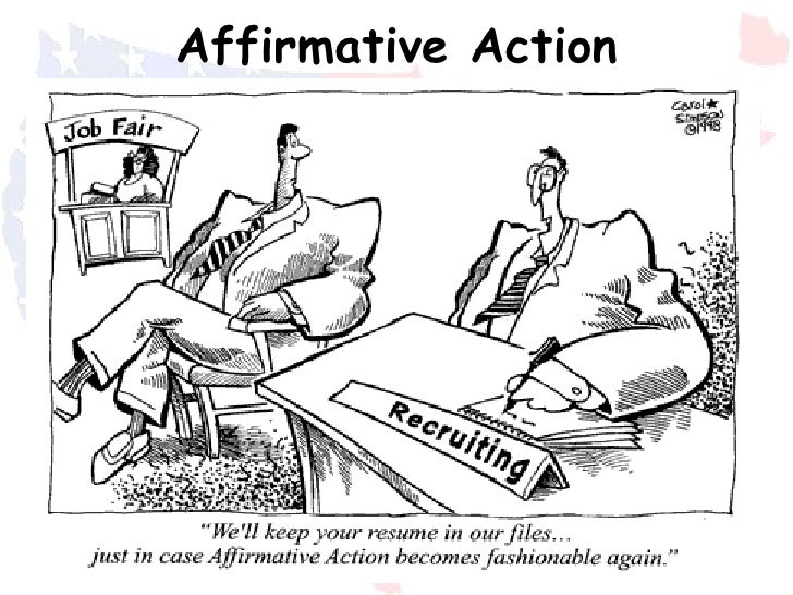 debate surrounding affirmative action essay