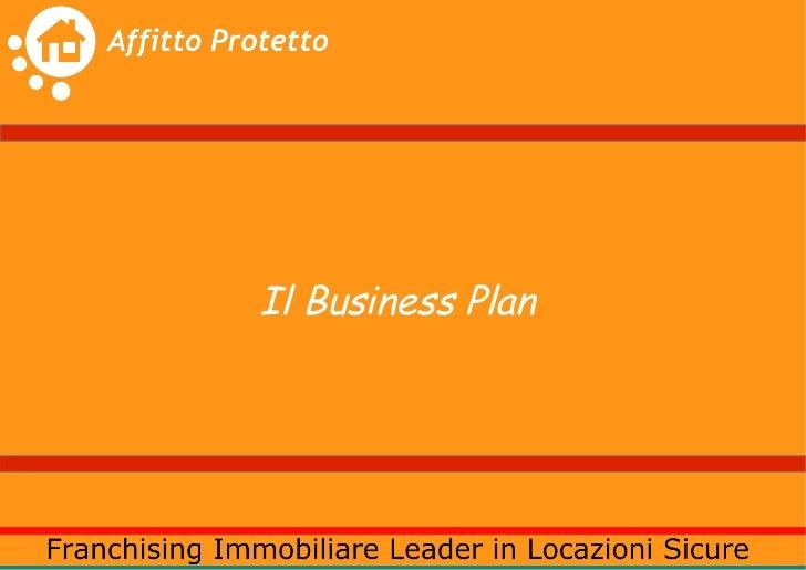Esempio Business Plan Agenzia Immobiliare – 290301