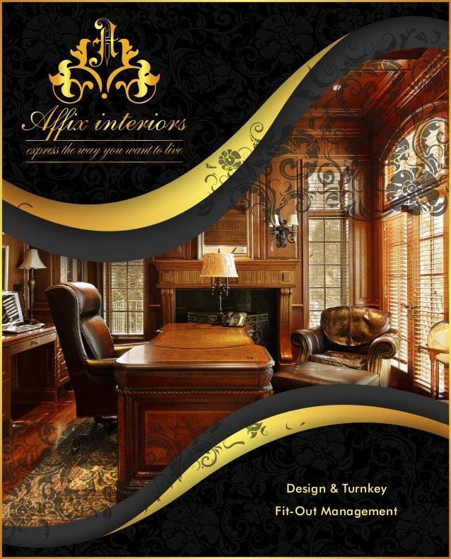 Inspiration Furniture Catalog: Affix Interiors Catalog