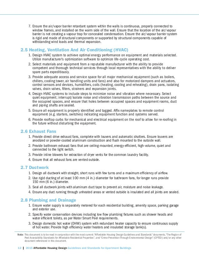 crime prevention through environmental design guidelines