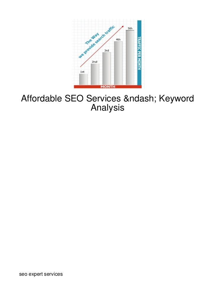 Affordable SEO Services – Keyword                Analysisseo expert services