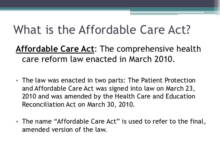 affordable care act colorado