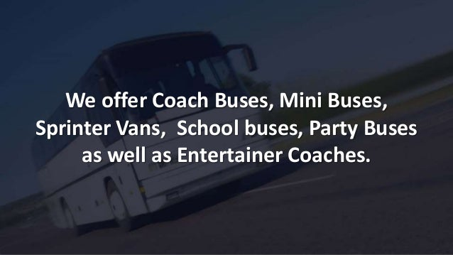 Affordable Charter Bus Rental In New York(800-578-8595)